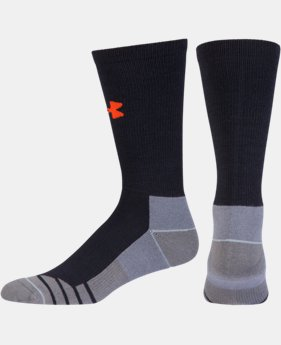 Men's UA Hitch Lite 3.0 Boot Socks  1  Color Available $17.99