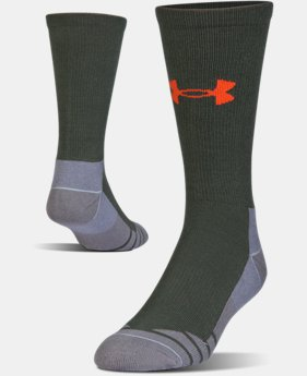 Men's UA Hitch Lite 3.0 Boot Socks  2  Colors Available $16