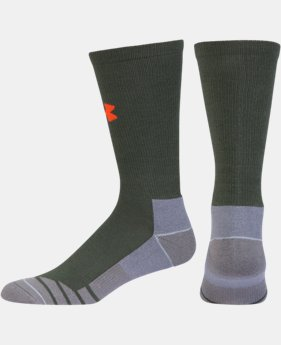 Men's UA Hitch Lite 3.0 Boot Socks  3  Colors Available $17.99