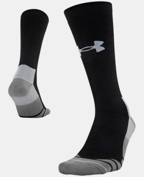 Men's UA Hitch Heavy 3.0 Boot Socks  1  Color Available $17