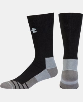 Men's UA Hitch Heavy 3.0 Boot Socks  3 Colors $19.99