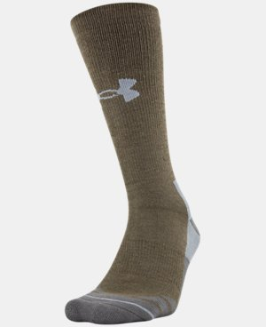 Men's UA Hitch Heavy 3.0 Boot Sock LIMITED TIME: FREE U.S. SHIPPING 2 Colors $16.99