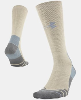 Men's UA Hitch Heavy 3.0 Boot Socks  1  Color Available $12.75