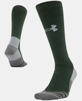 Men's UA Hitch Heavy 3.0 Boot Socks  2 Colors $17