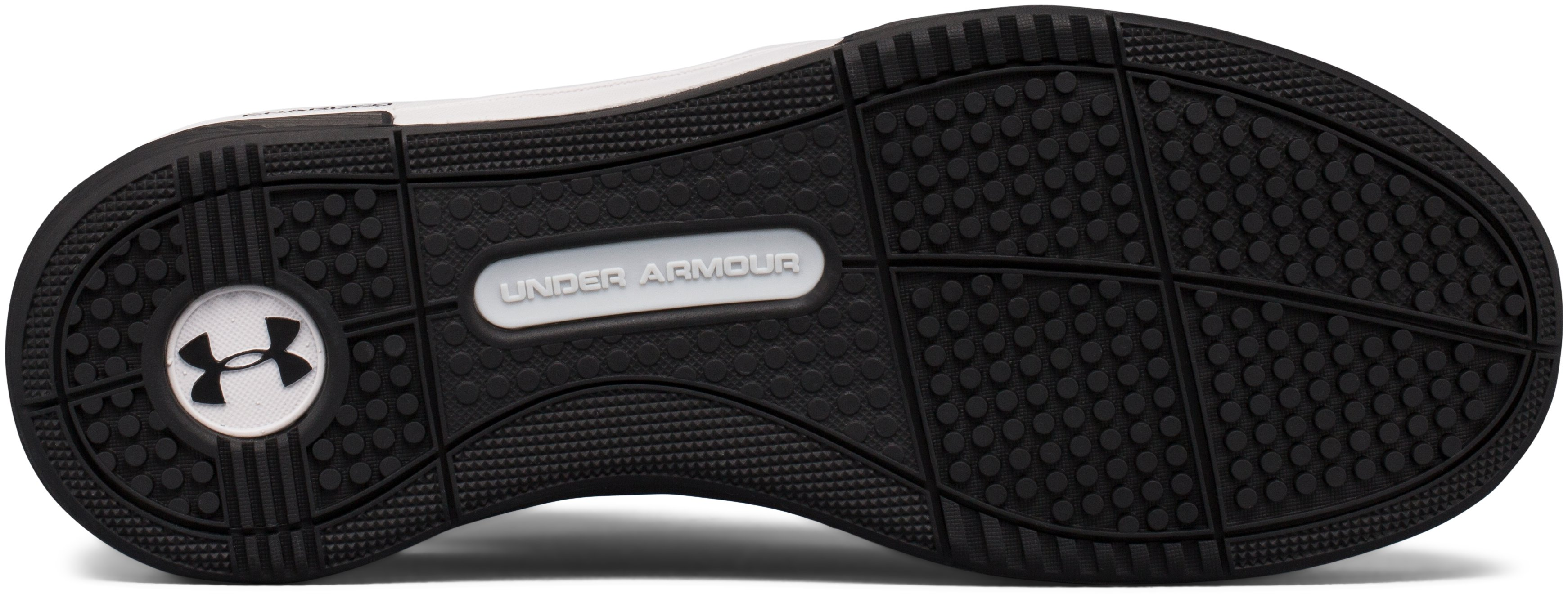 Men's UA Charged Legend Training Shoes, Black ,