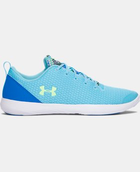 New to Outlet Girls' Grade School UA Street Precision Sport Shoes  1 Color $29.24