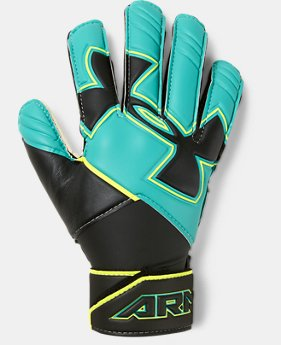 Kids' UA Desafio Soccer Gloves  1 Color $29.99