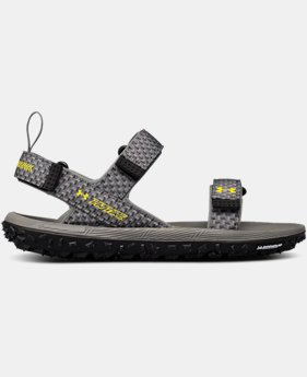 Men's UA Fat Tire Sandals  1  Color Available $74.99