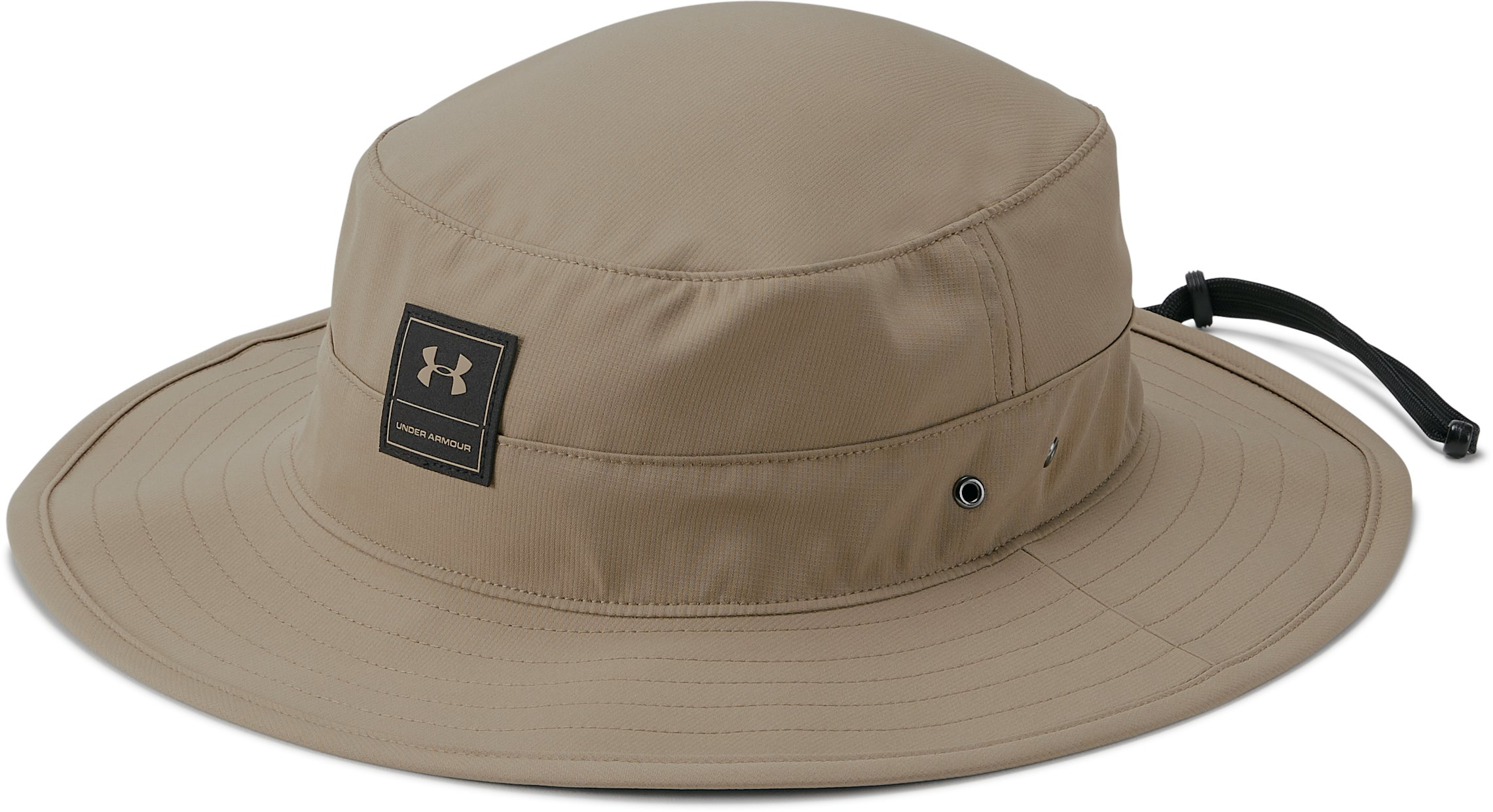 fishing bucket hats Men's UA Training Bucket Hat Comfortable to wear for long stretches and keeps the sun off you!...Other than the fact that it runs bigger than I expected, it's still a comfortable hat!...Great hat