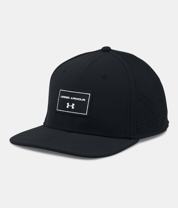 Men S Ua Supervent Flat Brim Cap Under Armour Us