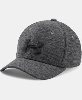 Boys' UA Twist Closer Cap  1  Color Available $24.99