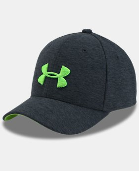 Boys' UA Twist Closer Cap  4 Colors $21.99