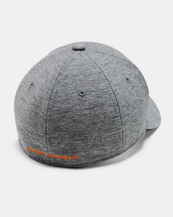 Boys' Armour Twist Cap, Gray, pdpMainDesktop image number 1