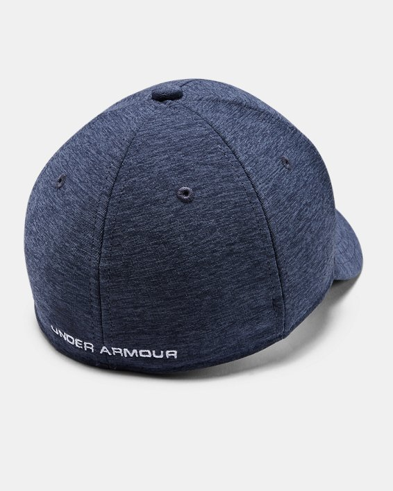 Boys' Armour Twist Cap, Blue, pdpMainDesktop image number 1