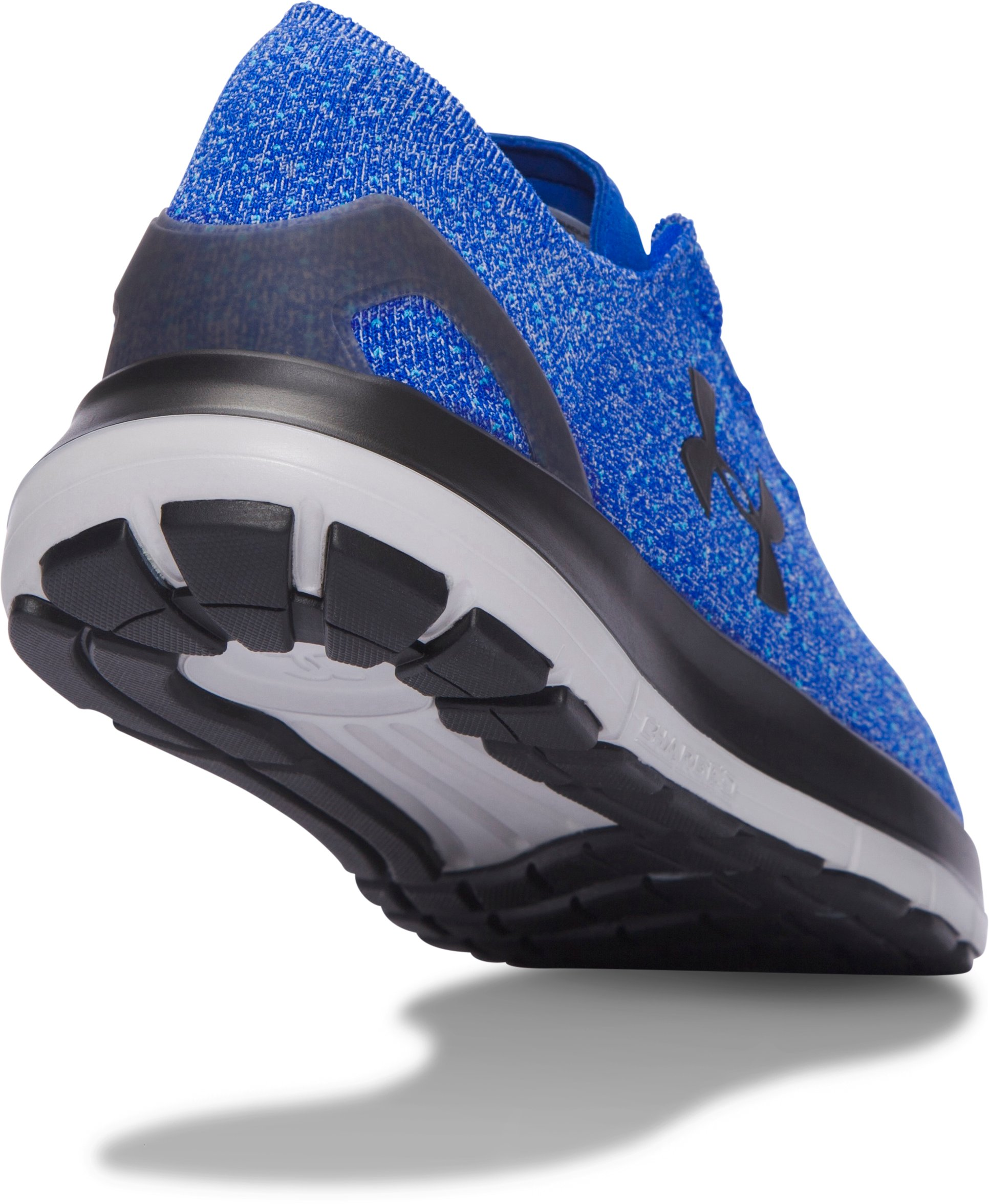 Men's UA SpeedForm® Slingride TRI Running Shoes, ULTRA BLUE,