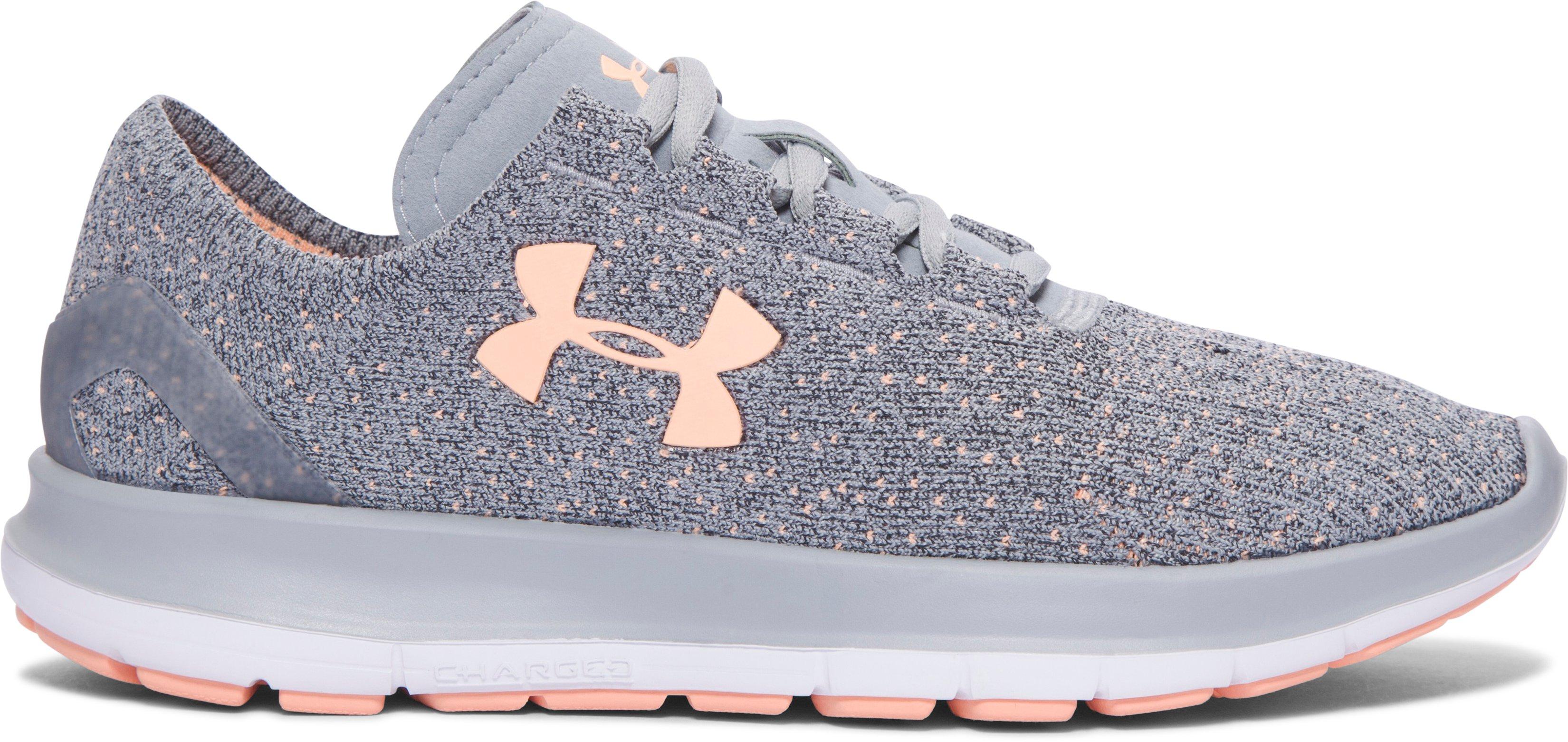 Zapatos de running UA SpeedForm® Slingride TRI para mujer, 360 degree view