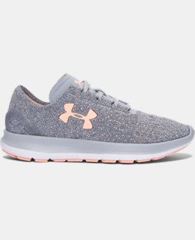 Best Seller Women's UA SpeedForm® Slingride TRI Running Shoes  2 Colors $69.99