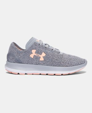 Under Armour Womens Speedform Europa Record Equipped Running Shoes