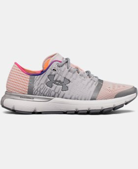Women's UA SpeedForm® Gemini 3 Graphic Record-Equipped Running Shoes  1 Color $189.99