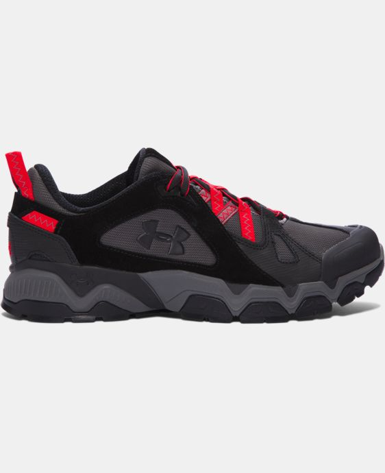 Men's UA Chetco 2.0 Trail Running Shoes LIMITED TIME OFFER + FREE U.S. SHIPPING 4 Colors $63.74