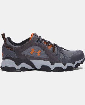 Men's UA Chetco 2.0 Trail Running Shoes LIMITED TIME OFFER + FREE U.S. SHIPPING 3 Colors $63.74