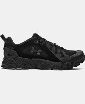 New to Outlet Men's UA Chetco 2.0 Tactical Running Shoes  1 Color $63.99