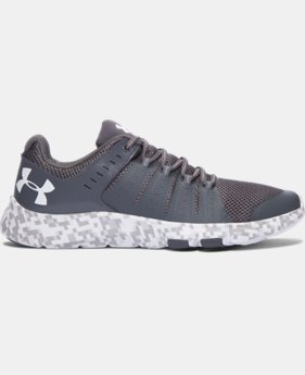 New Arrival Men's UA Micro G® Limitless 2 Training Shoes – Special Edition  1 Color $84.99