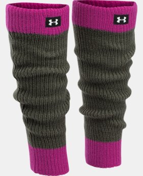 Girls' UA Leg Warmers  5 Colors $11.99 to $14.99