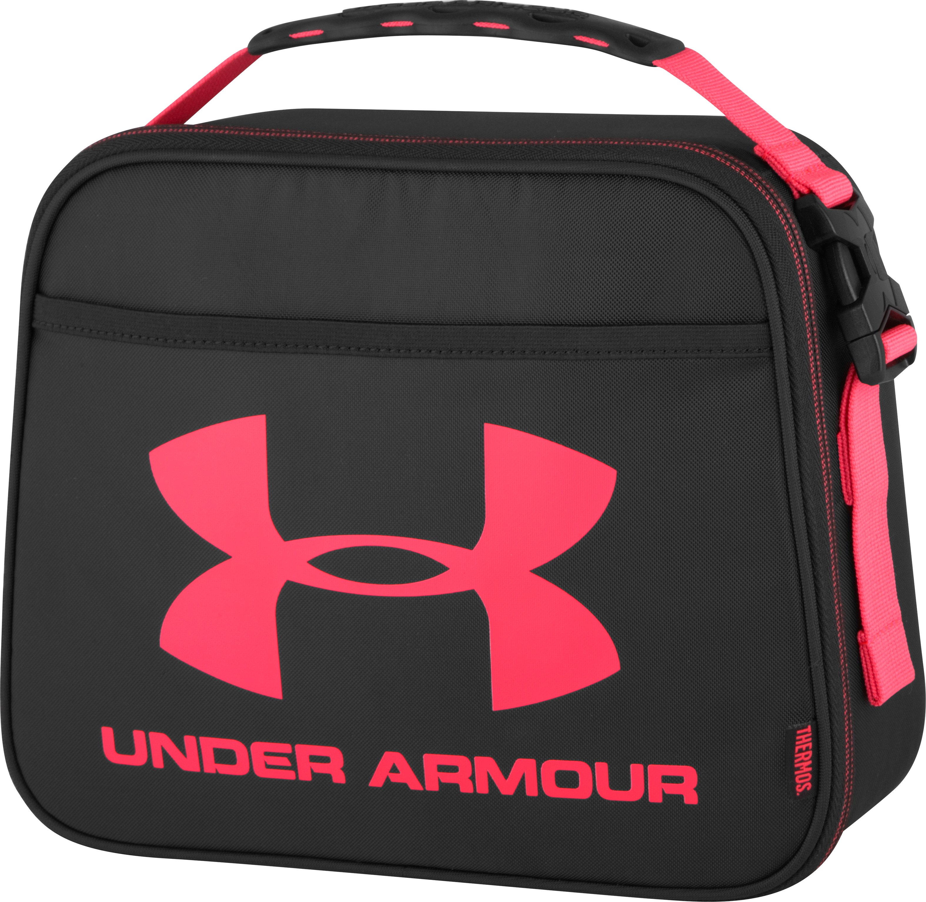 Girls' UA Lunch Box, Black , undefined