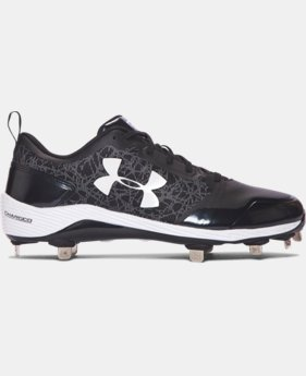 Men's UA Yard Low ST Baseball Cleats  3 Colors $84.99