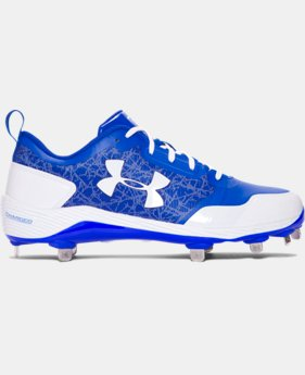Men's UA Yard Low ST Baseball Cleats  2 Colors $84.99