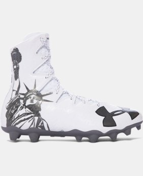 New Arrival Men's UA Highlight MC – Limited Edition Lacrosse Cleats LIMITED TIME: FREE U.S. SHIPPING 2 Colors $139.99