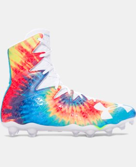 New Arrival Men's UA Highlight MC — Limited Edition Lacrosse Cleats   $139.99