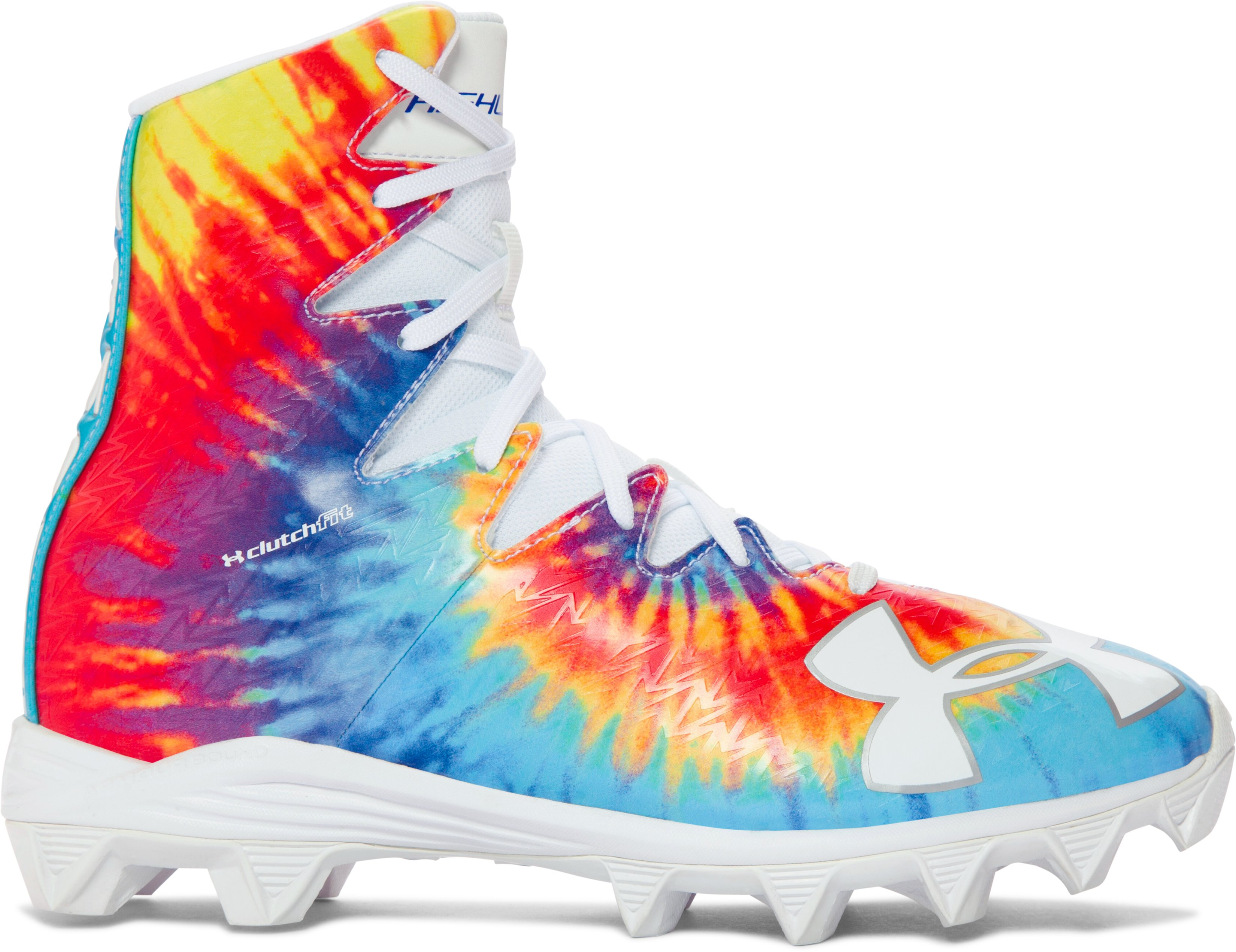 Boys Ua Highlight Rm Jr Lacrosse Cleats Limited Edition Under
