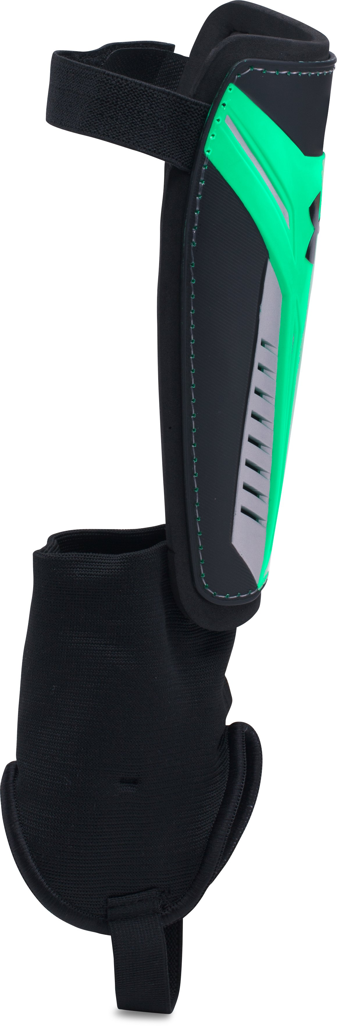 Men's UA Challenge Shin Guards 2.0, Black ,