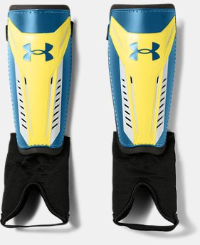 Men's UA Challenge Shin Guards 2.0  2  Colors Available $15.99