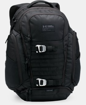 Men's UA Huey Backpack  1  Color Available $124.99
