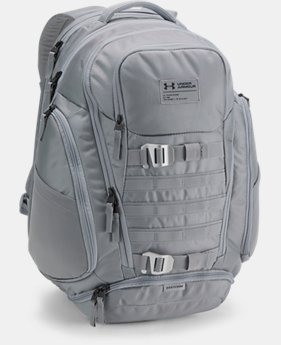 Men's UA Huey Backpack  2  Colors Available $124.99