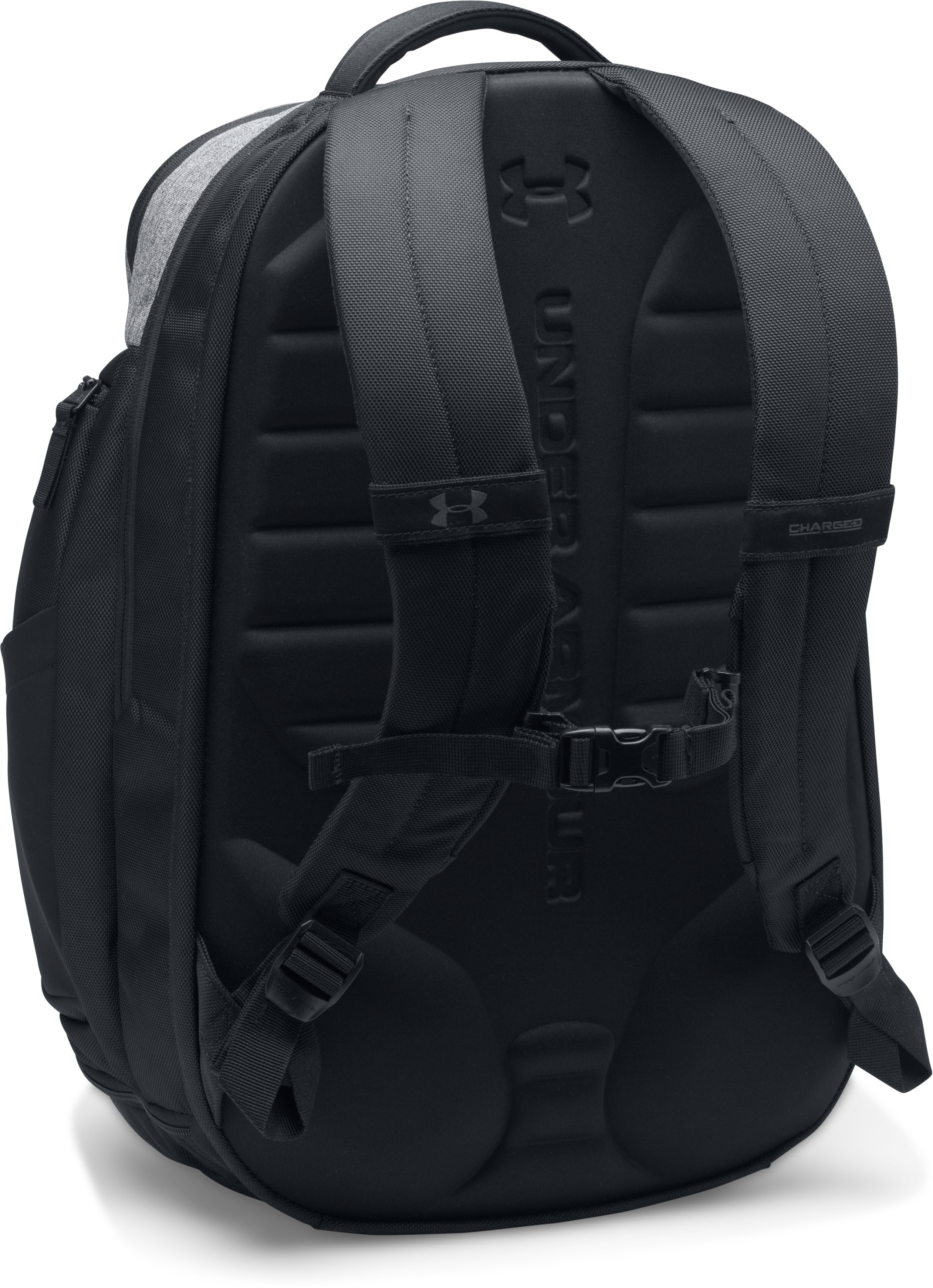 Men's UA Huey Backpack, Graphite, undefined