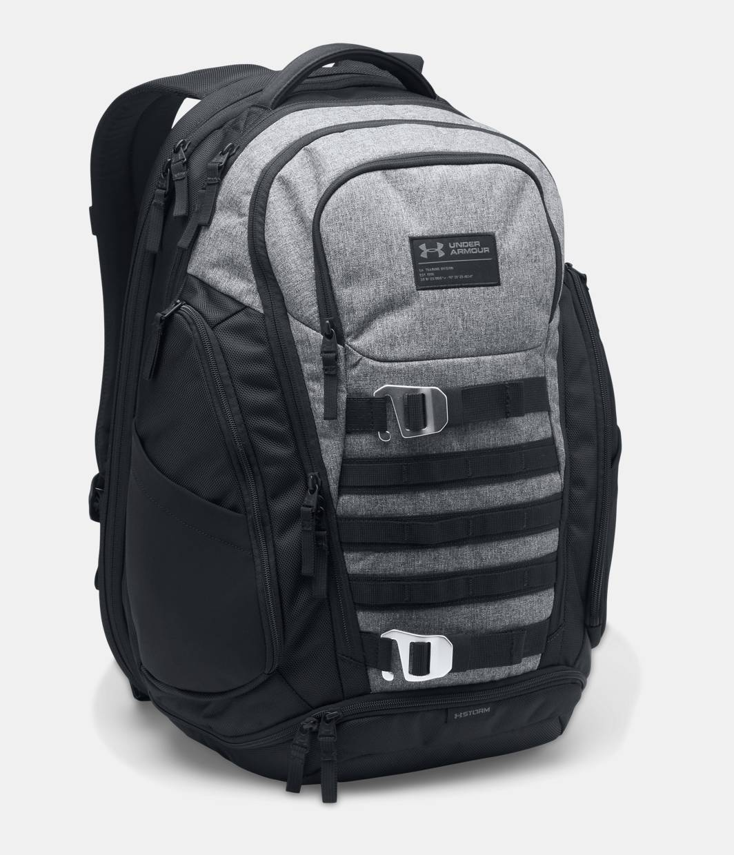 70a181cf0a Men s UA Huey Backpack 1 Color Available  124.99. 1 Color Available.  Graphite