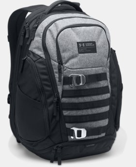 Men's UA Huey Backpack  3 Colors $124.99