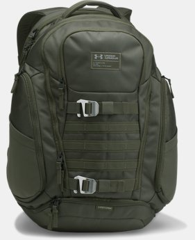 Men's UA Huey Backpack  1  Color Available $93.74