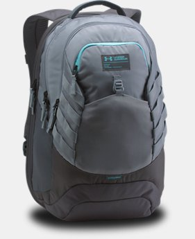 Men's UA Hudson Backpack  3  Colors Available $52.5