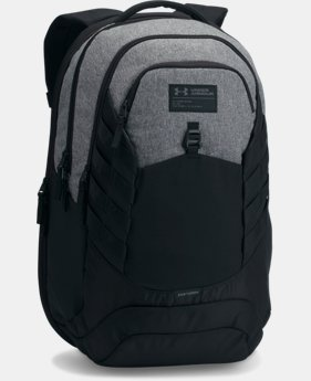 Men's UA Hudson Backpack  3  Colors $89.99
