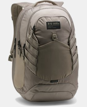 Men's UA Hudson Backpack  1  Color Available $67.99