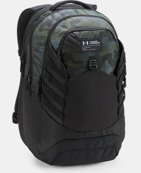 Men's UA Hudson Backpack  1  Color Available $89.99