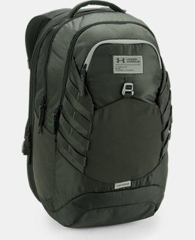 Men's UA Hudson Backpack  1  Color Available $45 to $67.49