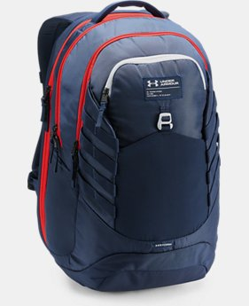 Men's UA Hudson Backpack  1  Color Available $104.99