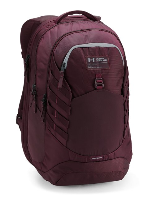 This review is fromMen s UA Hudson Backpack. c418029c0a370