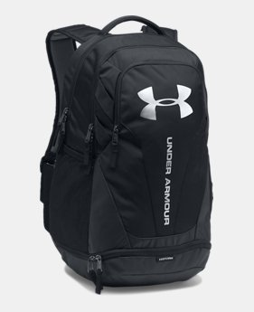 Best Seller UA Hustle 3.0 Backpack 6 Colors Available  64.99 cc26bd1aa0